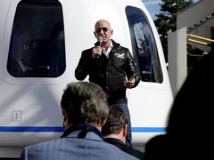 贝索斯升空将创造历史:实现首次无人驾驶全普通大众飞天
