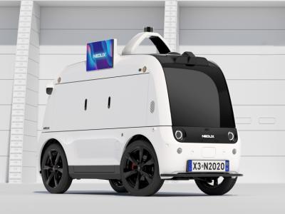 新石器-无人车