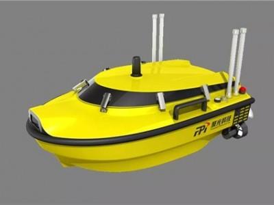 聚光科技-无人船