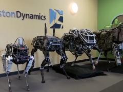 比猎豹跑的都快的机器人,仿生智能机器人,6个最疯狂的机器人